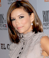 Eva Longoria hairstyles