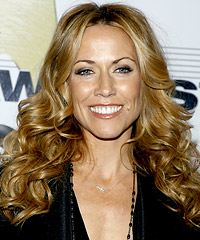 Sheryl Crow hairstyles