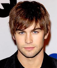 Chace Crawford hairstyles