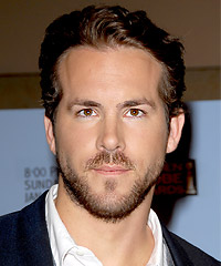 Ryan Reynolds hairstyles