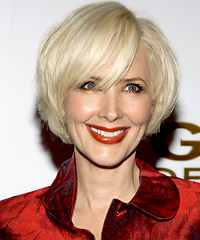 Janine Turner hairstyles