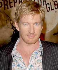 David Wenham hairstyles
