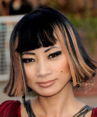 Bai Ling hairstyles