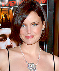 Carla Gugino hairstyles