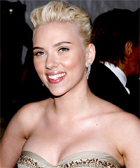 Scarlett Johansson hairstyles