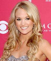 Carrie Underwood hairstyles