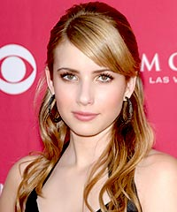 Emma Roberts hairstyles