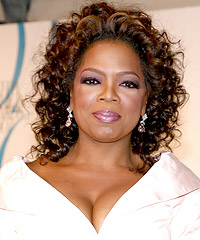 Oprah hairstyles