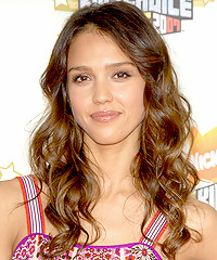 Jessica Alba Romance Hairstyles Pictures, Long Hairstyle 2013, Hairstyle 2013, New Long Hairstyle 2013, Celebrity Long Romance Hairstyles 2045