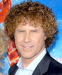 Will Ferrell hairstyles