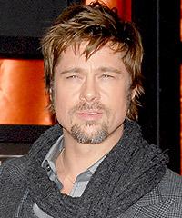 Brad Pitt hairstyles