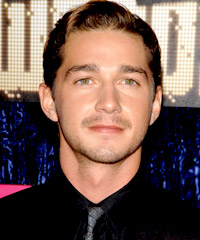 Shia LaBeouf hairstyles