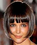 Katie Holmes hairstyles