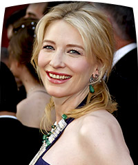 Cate Blanchett hairstyles