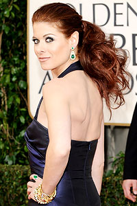 Debra Messing hairstyles
