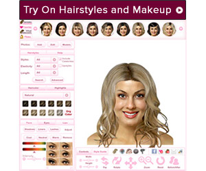 The Virtual Hairstyler you love: Totally re-invented
