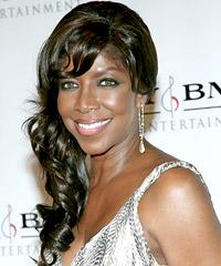 Natalie Cole hairstyles