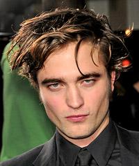 Robert Pattinson hairstyles