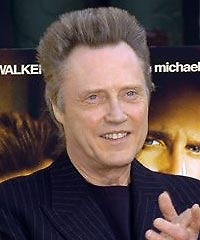Christopher Walken hairstyles