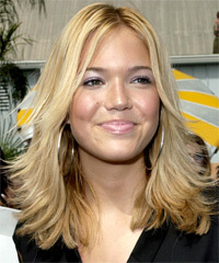 Mandy Moore hairstyles