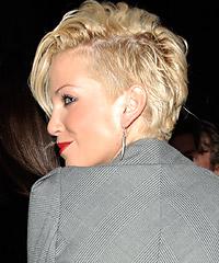 Sarah Harding hairstyles