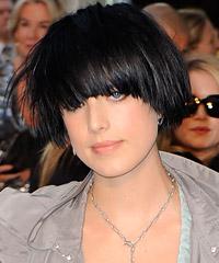 Agyness Deyn hairstyles