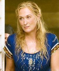 Meryl Streep hairstyles