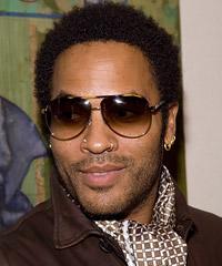Lenny Kravitz hairstyles