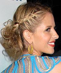 Sarah Michelle Gellar hairstyles