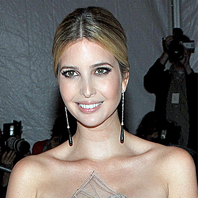 Ivanka Trump hairstyles