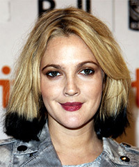 Drew Barrymore hairstyles