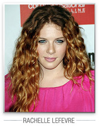 Rachelle Lefevre hairstyles