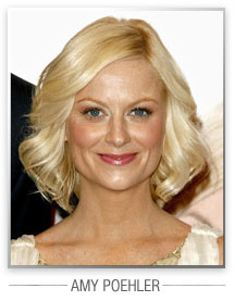 Amy Poehler's hairstyles