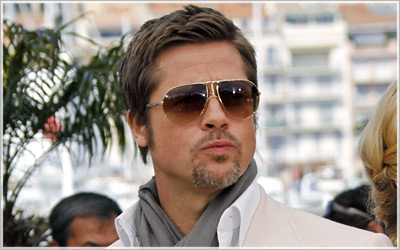 Brad Pitt hairstyles