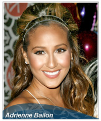 Adrienne Bailon hairstyles