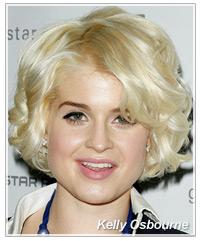 Kelly Osbourne hairstyles
