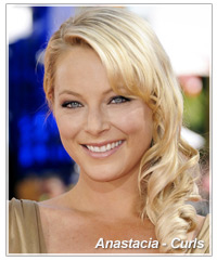 Anastacia Griffith hairstyles