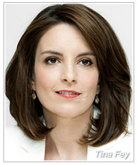 Tina Fey hairstyles