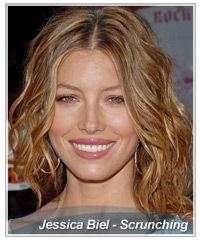 Jessica Biel hairstyles