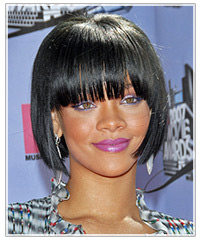 Rihanna bob