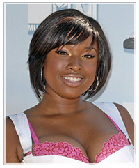 Jennifer Hudson bob