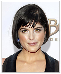Selma Blair bob