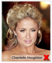 Chantelle Houghton hairstyles
