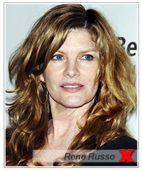 Rene Russo hairstyles