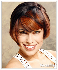 Versatile bob hairstyle