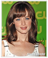 Alexis Bledel hairstyles