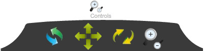Try on controls panel