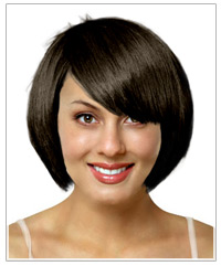 Oval face shape medium hairstyle