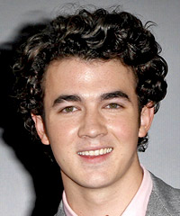 Kevin Jonas hairstyles