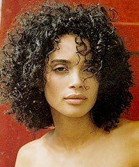 Lisa Bonet hairstyles